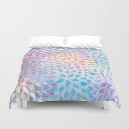 Summer Pattern #2 - color variation Duvet Cover