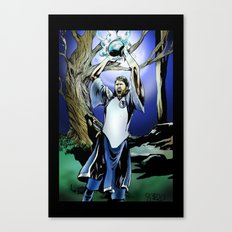 Dirk Nowitzki the eternal Canvas Print