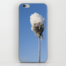 Snow Blossom iPhone Skin
