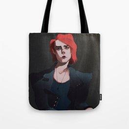 Hesitate  Tote Bag
