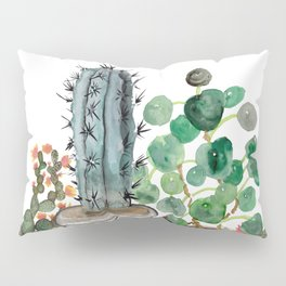 Potted Pillow Sham