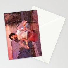 twin peaks Audrey dance Stationery Cards
