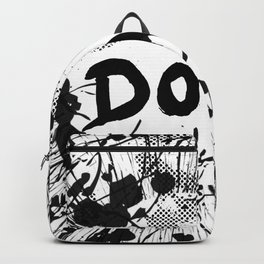 Don't (Ink Blast) Backpack