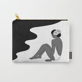 Sophisticated Lady Carry-All Pouch