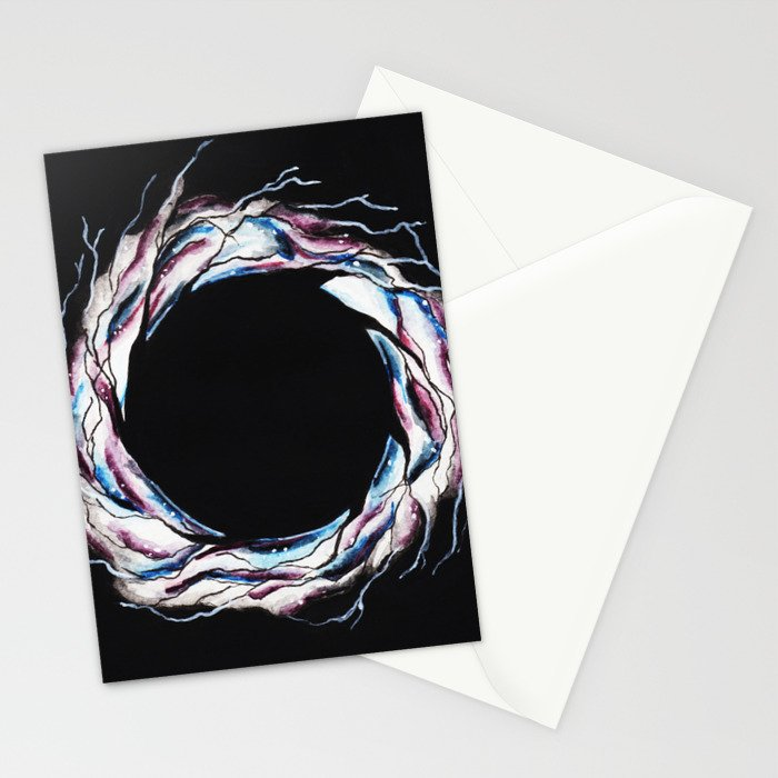 Blackhole Stationery Cards