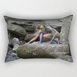 Bein II #5 Rectangular Pillow