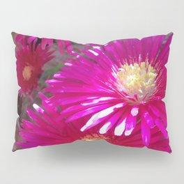 Bright pink flowers Pillow Sham