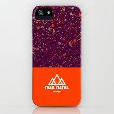Trail Status / Orange Slim Case iPhone (5, 5s)