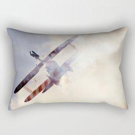 Wingwalker Rectangular Pillow