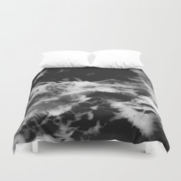 Waves of Marble Duvet Cover
