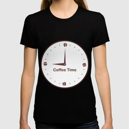 It is the Coffee time - I love Coffee T-shirt
