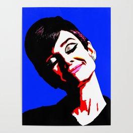 Audrey Hepburn (1) Poster