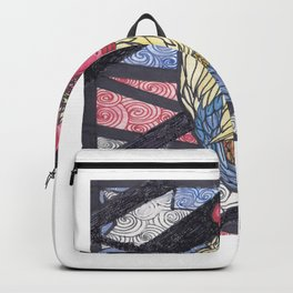 Fighting Rooster Backpack