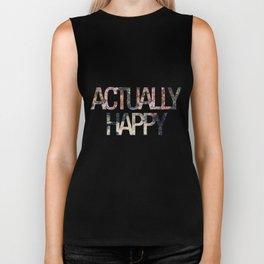 Actually // Happy Biker Tank