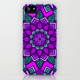 kaleido iPhone Case