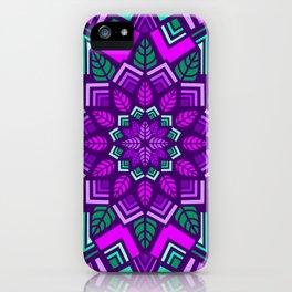 kaleido iPhone Case