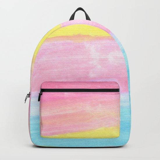 Sunrise on the Horizon Backpack