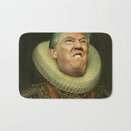 Trump painting face-swap Bath Mat