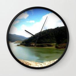 Thompson's Dam Wall Clock
