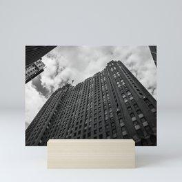Guardian Building in Detroit Mini Art Print