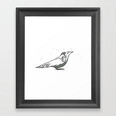 Adventures with birds 1 Framed Art Print