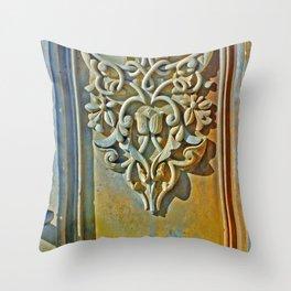 Central Park New York City Throw Pillow
