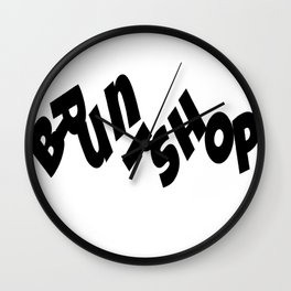 Bruni Shop - 6 Wall Clock