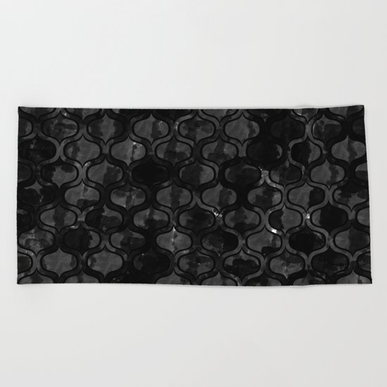 Abstract 47 Beach Towel