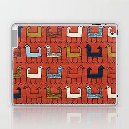 Zagros in Red Laptop & iPad Skin