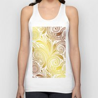 fancy Tank Tops featuring Fancy by Ale Ibanez