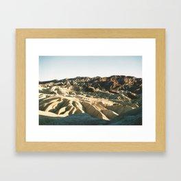 Desert Dreams 7 Framed Art Print