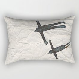 Flight Pair Rectangular Pillow