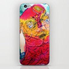 great green beasts iPhone & iPod Skin