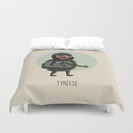 Tyreese Duvet Cover