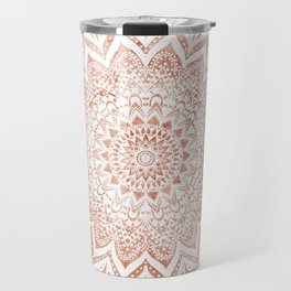 MANDALA SAVANAH Travel Mug
