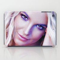 britney iPad Cases featuring Britney Bitch  by Isaiah Thomas