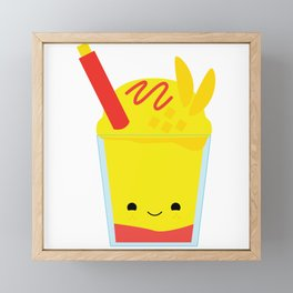 Mangonada Chamango Framed Mini Art Print