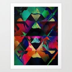 4mntns Art Print