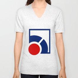 Pokémon X & Y Logo Shirt (White) Unisex V-Neck