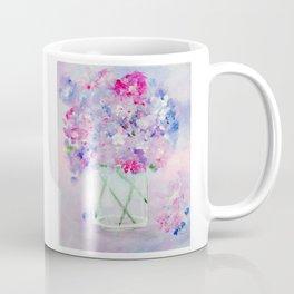 Vase of Wildflowers Coffee Mug