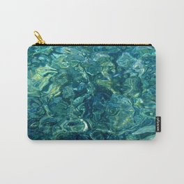Mar de las calmas Carry-All Pouch