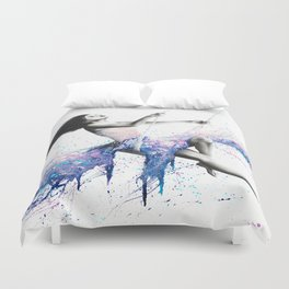 An Afternoon Dream Duvet Cover