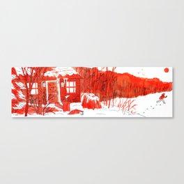 Fargo Canvas Print