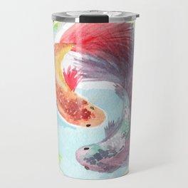 Fish on my mind Travel Mug