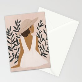 the summer months Stationery Cards