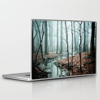 rustic Laptop & iPad Skins featuring Gather up Your Dreams by Olivia Joy StClaire