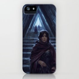 Triangle Hall iPhone Case