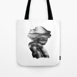 Dissolve // Illustration Tote Bag