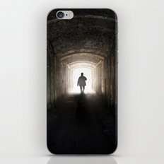 An unexpected guest iPhone & iPod Skin