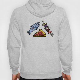 BBQ Party Hoody